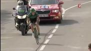 Pierre Rolland - Modane L_alpe d_huez - Tour de France 2011