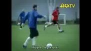 Wayne Rooney Вратар