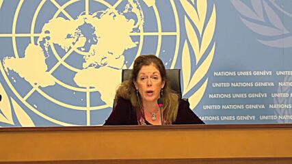 Switzerland: UN envoy announces agreements between Libya's warring parties at Geneva talks