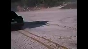 Bmw M3 E30 Burnout