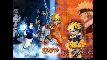 Naruto and Rock Lee