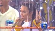 Прекрасна! Demi Lovato - Instruction- Sorry Not Sorry- No Promises - ( Gma ) - 18.08.2017