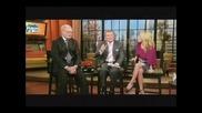 David Letterman - Farewell To Regis Philbin