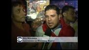 Хиляди демонстранти в Египет отбелязват Деня на победата на фона на нови сблъсъци