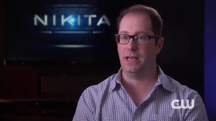 Nikita - Интервю с Craig Silverstein