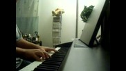 Here Without You - 3 Doors Down On Piano
