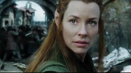 Хобит: Битката на петте армии - Бг трейлър 2014 The Hobbit the Battle of the Five Armies trailer hd