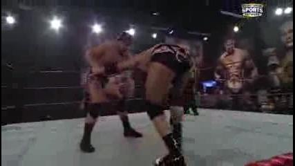 Seth Rollins vs Dean Ambrose vs Roman Reigns