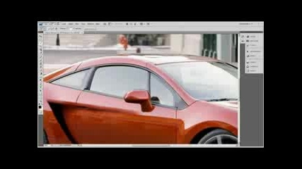 Virtual Tuning Photoshop - Mitsubishi Eclipse