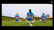 Twerk Футбол - секси Twerk Хореография