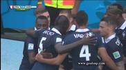 Франция 3:0 Хондурас 15.06.2014