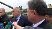 Борисов: Изпращаме на границата още 300 военни