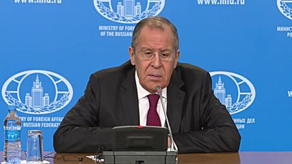 Russia: Lavrov hopes professionalism and responsibility prevail in US approach to strategic stability