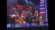 Christina Aguilera, Mya, Pink, Lil Kim, Missy Eliott and Patti Labelle - Lady Marmalade ( Live @gram
