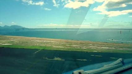 С Gopro камера на самолет - Невероятно!