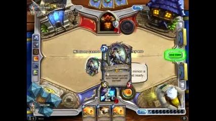 Hearthstone игра с mage
