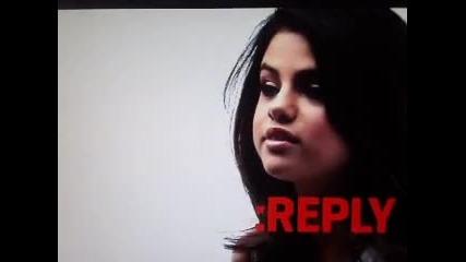 Selena Gomez - Ask:reply