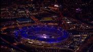 Церемония По Закриването На Олимпийските Игри Лондон 2012 - Take That