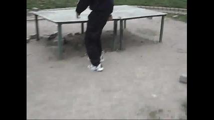 Freerun [ K.c.j ] Kiustendil Crazy Jumping