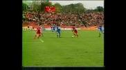 Макдоналд Мукаси варва втори гол на Левски