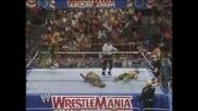 W W F Wrestlemania 7 - The Rockers vs Haku and Barberian