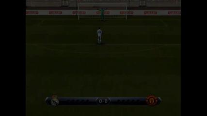 Real Madrid vs Man United Duspi