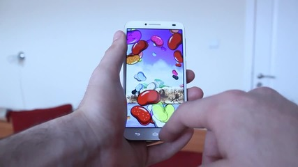 Alcatel One Touch Idol 2 Видео Ревю - SVZMobile