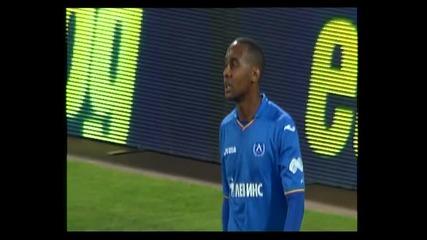 Левски - Ботев Пд 2-1 (17.08.2014г.) - Първо полувреме