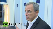 Russia: Western sanctions against Russia are 'stupid', says French MP Mariani