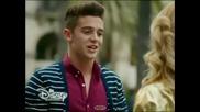 Виолета 3 епизод 16 - Людмила и Федерико се целуват