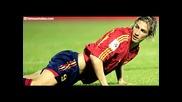 Iker Casillas and Fernando Torres