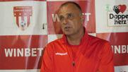 Здравков: Играчите загубиха концентрация след трите поредни победи