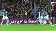 Resumen de Fc Barcelona (5-1) Rcd Espanyol - Hd