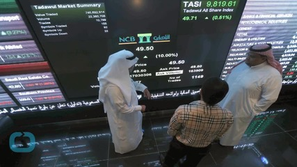 Saudi Arabia Opens Up Stock Market