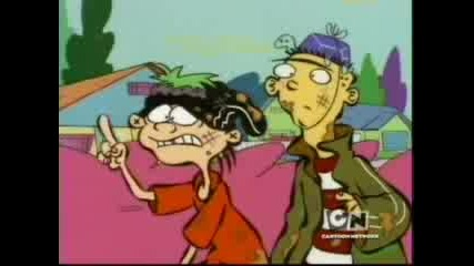 Ed, Edd N Eddy - From Here To Ed