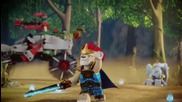 Lego Legends of Chima - Season 01 Episode 10 - Foxtrot