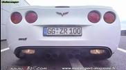 Chevrolet Corvette Zr1 - 0-330км/ч