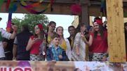 С пищно шествие започна танцовият карнавал в Пловдив