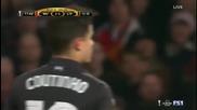 17.03.16 Манчестър Юнайтед - Ливърпул 1:1 Лига Европа