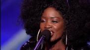 Тя просълзи журито в The X Factor Usa 2013 - Lillie Mccloud - Cover of Cece Winans