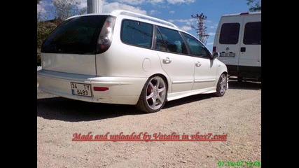 Fiat Marea / Punto Tuning Video
