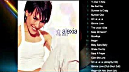Alexia - The Hits 2000 Full Album