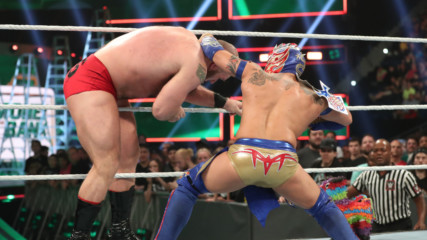 Lars Sullivan decimates Lucha House Party: WWE Money in the Bank 2019 (WWE Network Exclusive)