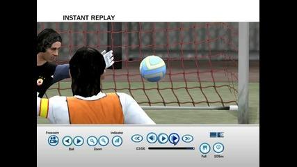 Fifa 08 красив гол епизод 20