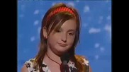 Американски Таланти - Момиче Талант Певица