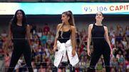 * Живо Изпълнение * Ariana Grande - Greedy ( At Capitals Summertime Ball 2016 )