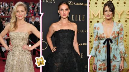 Това са актрисите, които пожертваха красотата си в името на роля!