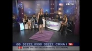 Tanja Popovic - Idealan spoj / Peja Show 31.01.2012