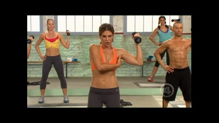 Jillian Michaels - Body Revolutin: Workout 4 for Phase 1