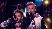 Хлапета пеят прекрасно ..